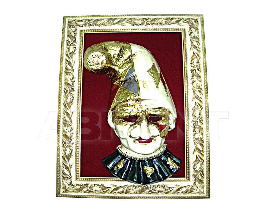 Купить Декоративное панно Italia Cornici di Caccaviello Antonino Masks 622