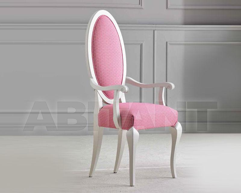 Купить Стул с подлокотниками BS Chairs S.r.l. Classico 2017 BS215A