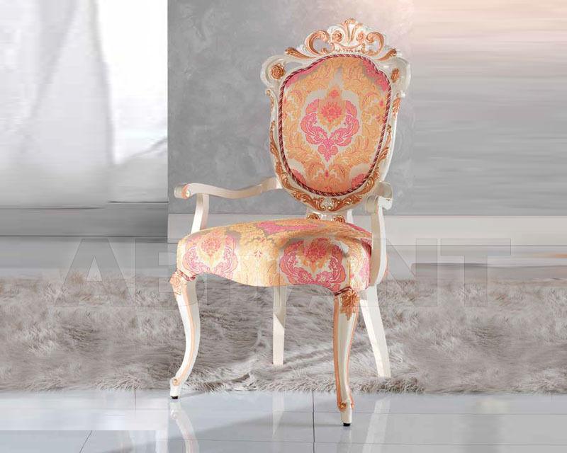 Купить Стул с подлокотниками BS Chairs S.r.l. Classico 2017 BS317A