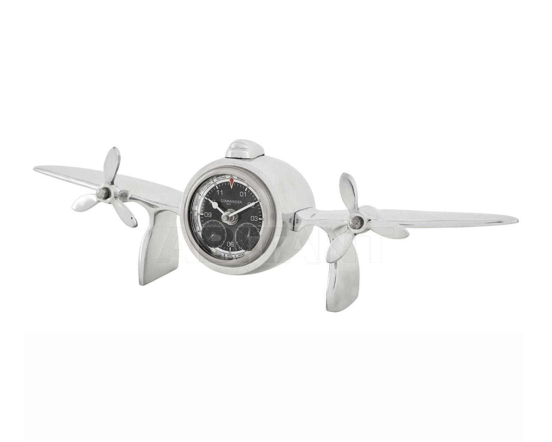 Купить Часы настольные Commander Eichholtz  Accessories 108600