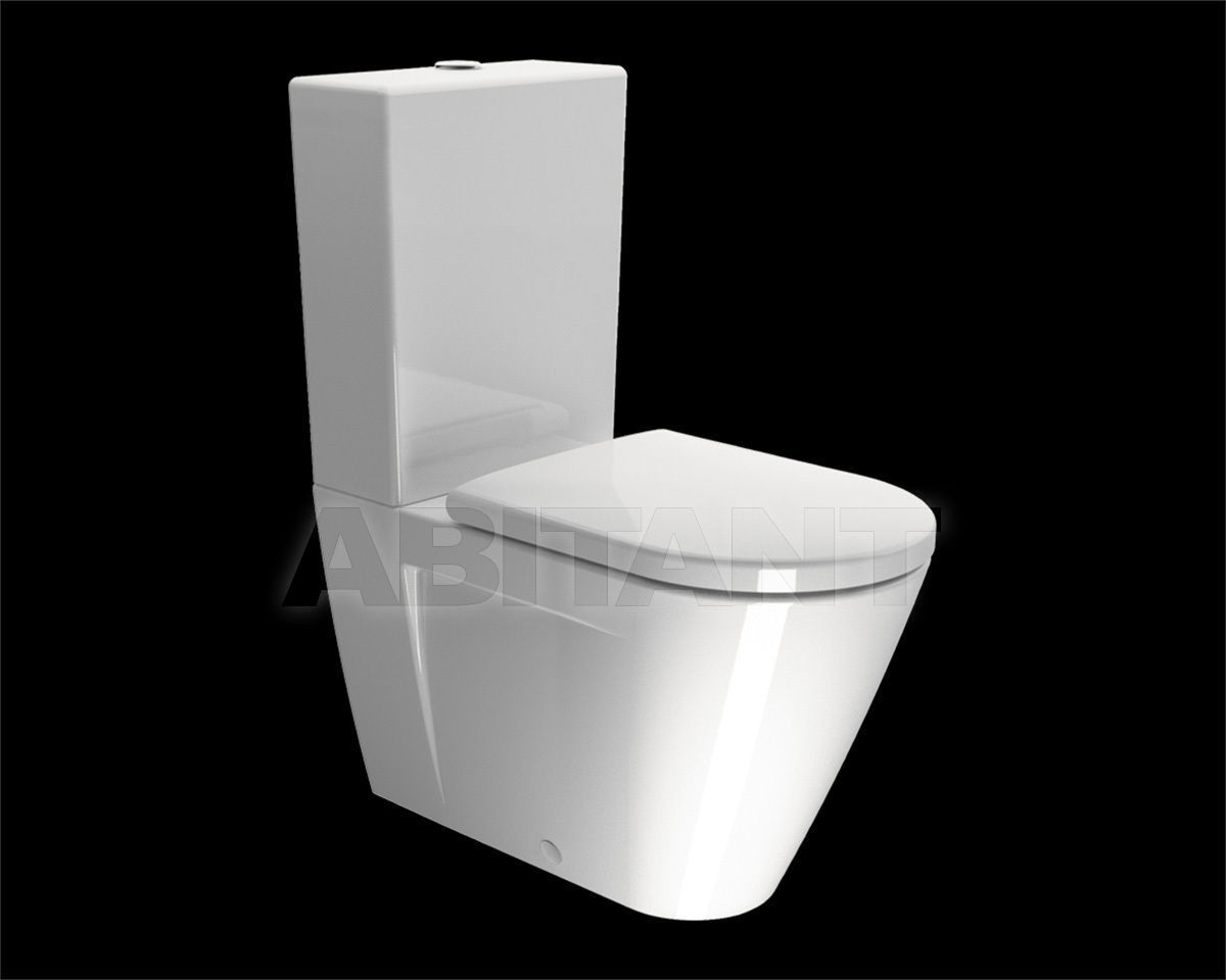 Купить Унитаз напольный GSI Ceramica PURA 881711 + 869111 + BSCR