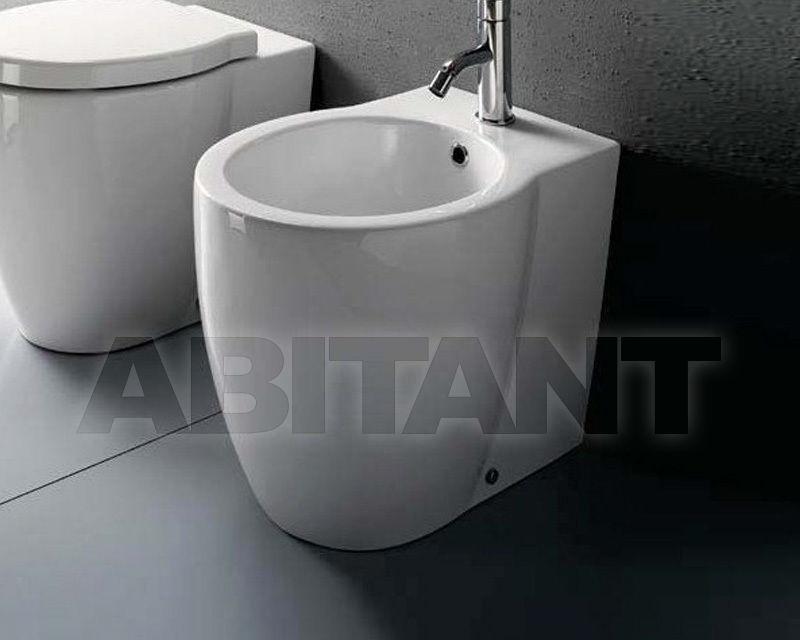 Купить Биде напольное BIG GSI Ceramica Panorama 666011