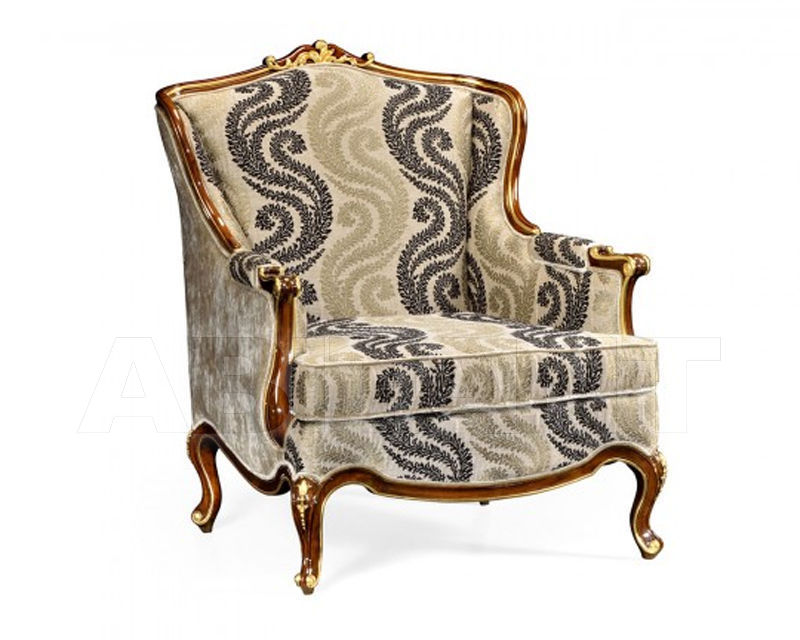 Купить Кресло Jonathan Charles Fine Furniture Monte Carlo 495597-BMA-FCOM