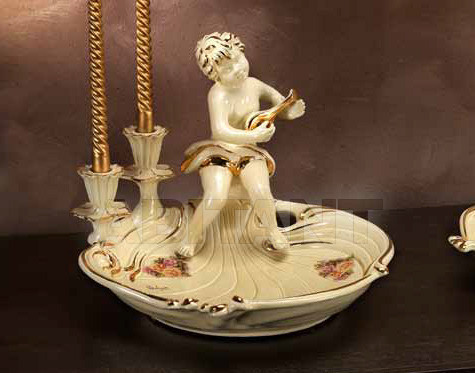 Купить Подсвечник Ceramiche Lorenzon  Complementi L.861/AVO