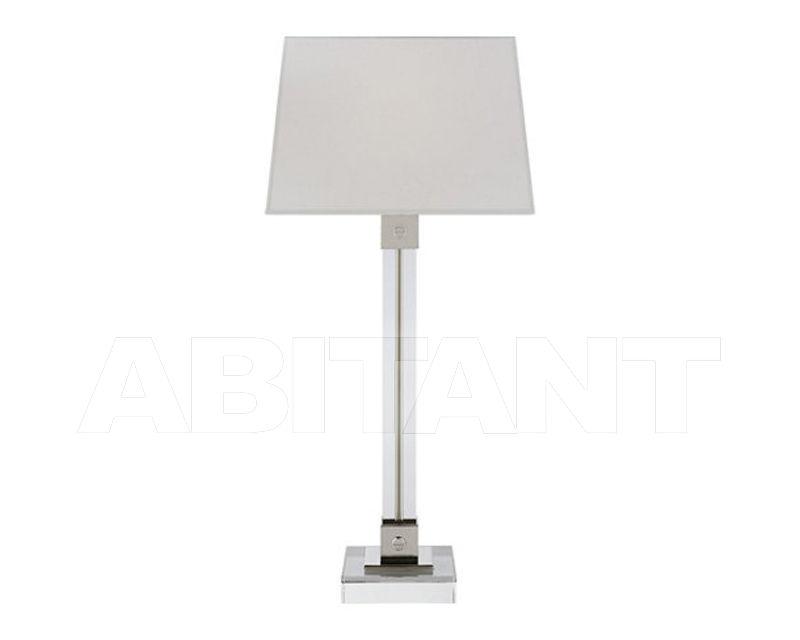 Купить Лампа настольная Ralph Lauren   Lighting RL3941CGPN-P