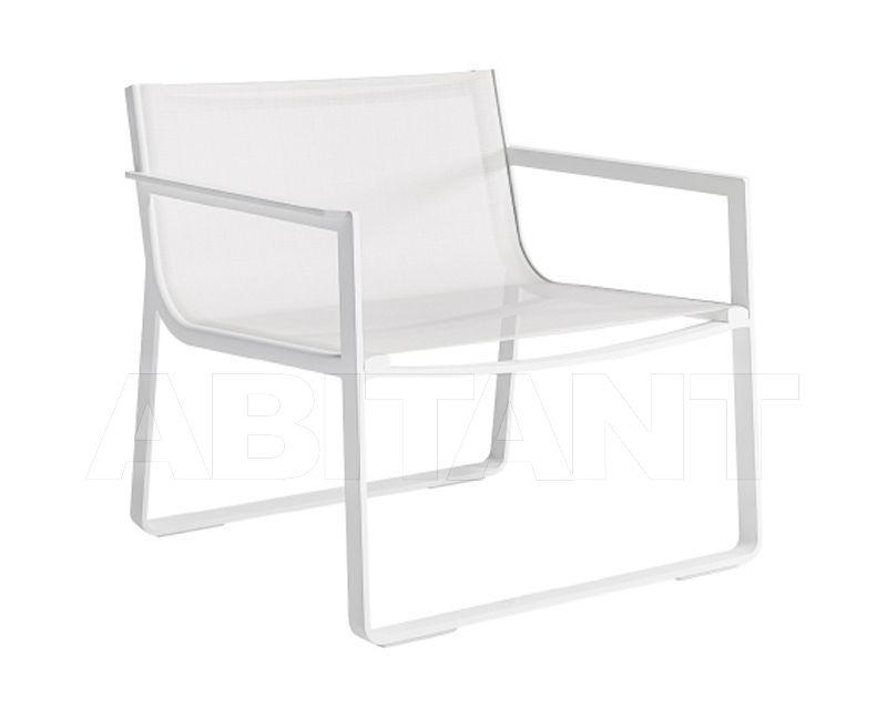 Купить Кресло для террасы Gandia Blasco 2017 Butaca Flat Textil