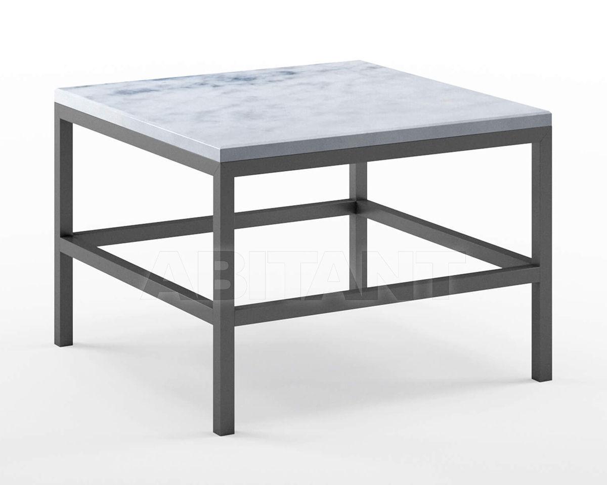 Купить Столик журнальный Sofa Form  Pouf & Furnishing Complements Small Table 50/50 marble