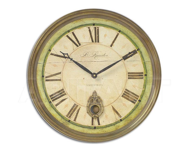 Купить Часы настенные Regency B. Rossiter Uttermost 2018 06036