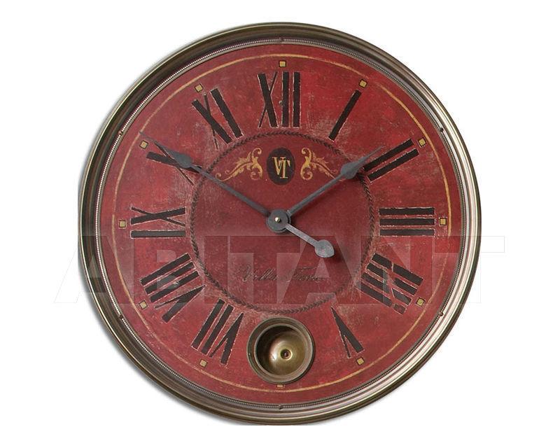 Купить Часы настенные Regency Villa Tesio Uttermost 2018 06037
