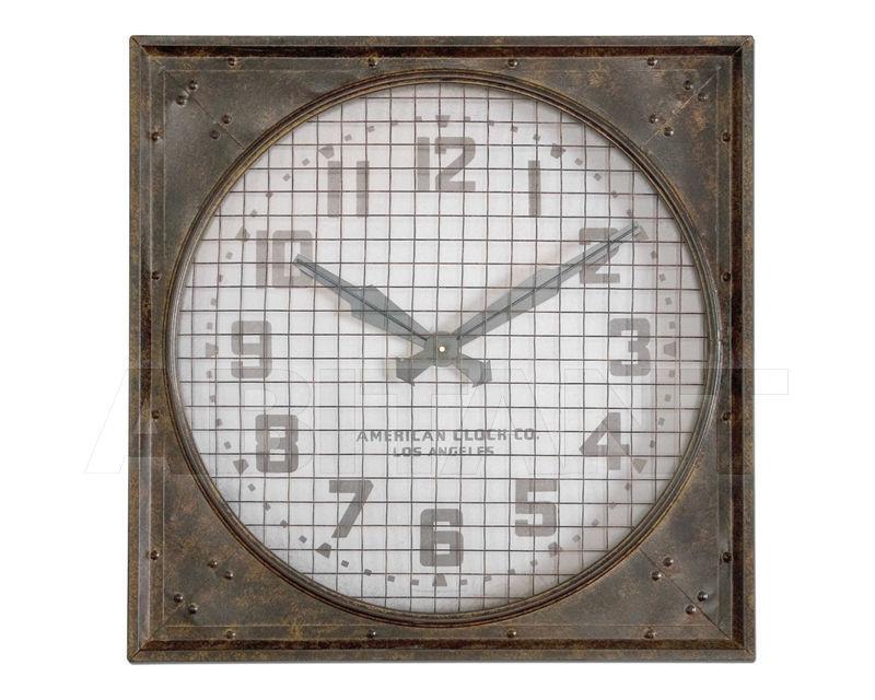 Купить Часы настенные Warehouse Clock Uttermost 2018 06083