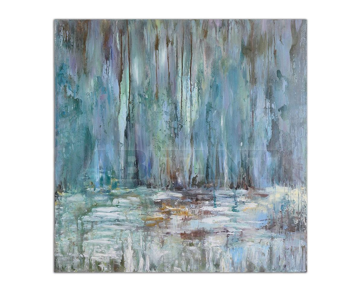 Купить Картина  Blue Waterfall Uttermost Art 32240