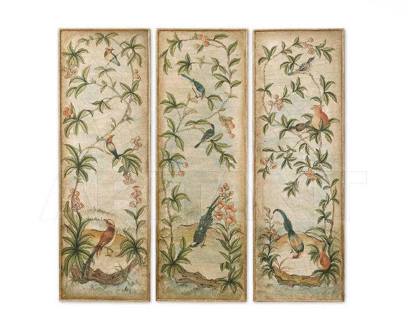 Купить Картина Aviary Panel I Ii & Iii Uttermost Art 32038