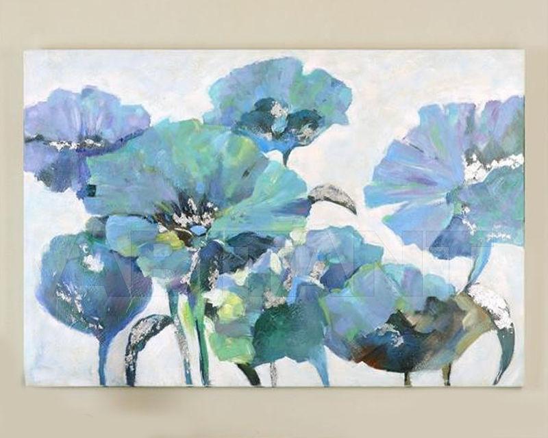 Купить Картина Calming Poppies Floral Uttermost Art 35305