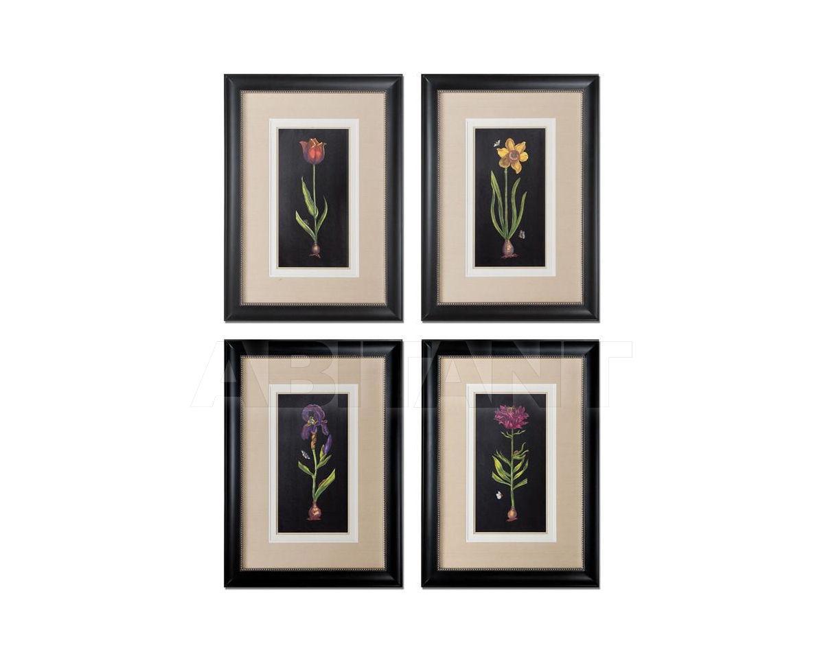Купить Композиция Springtime Flowers Wall Uttermost Art 41396