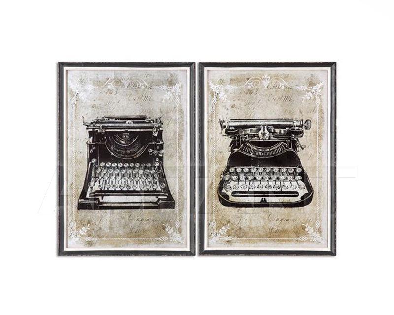 Купить Картина Classic Typewriters Vintage Uttermost Art 32536