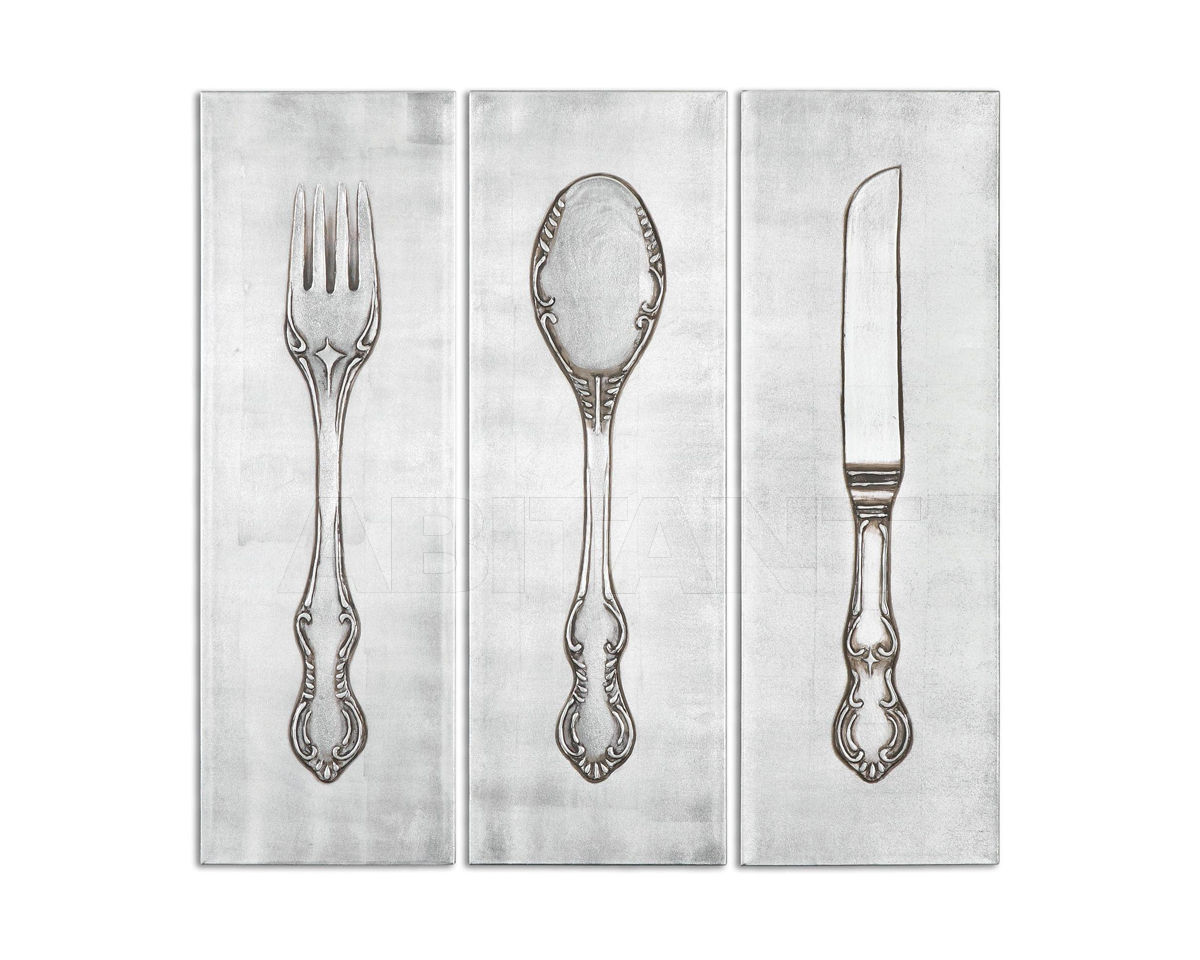 Купить Картина Cutlery Uttermost Art 34416