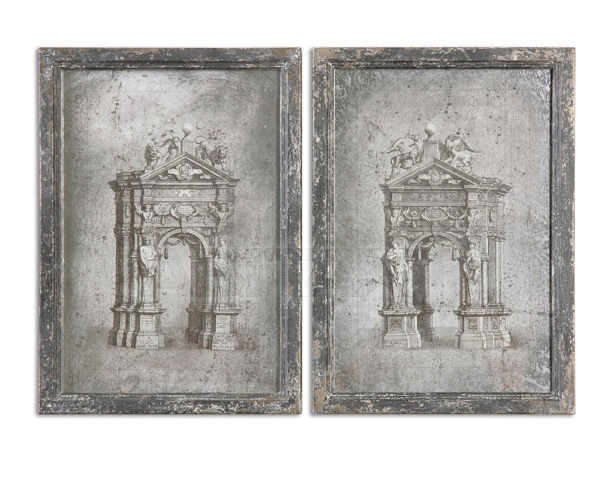 Купить Картина European Architecture Uttermost Art 56058