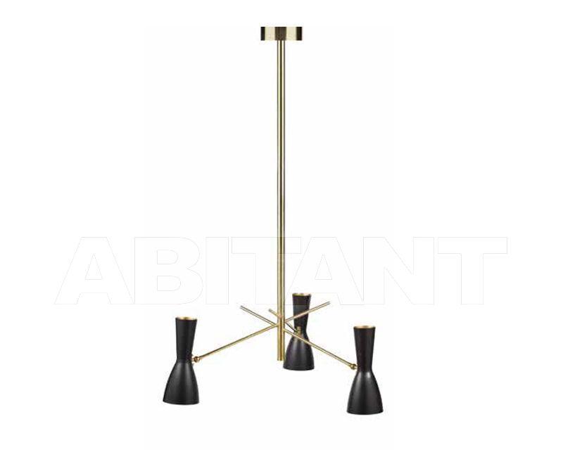 Купить Светильник WORMHOLE Il Bronzetto Brass Brothers WOR08