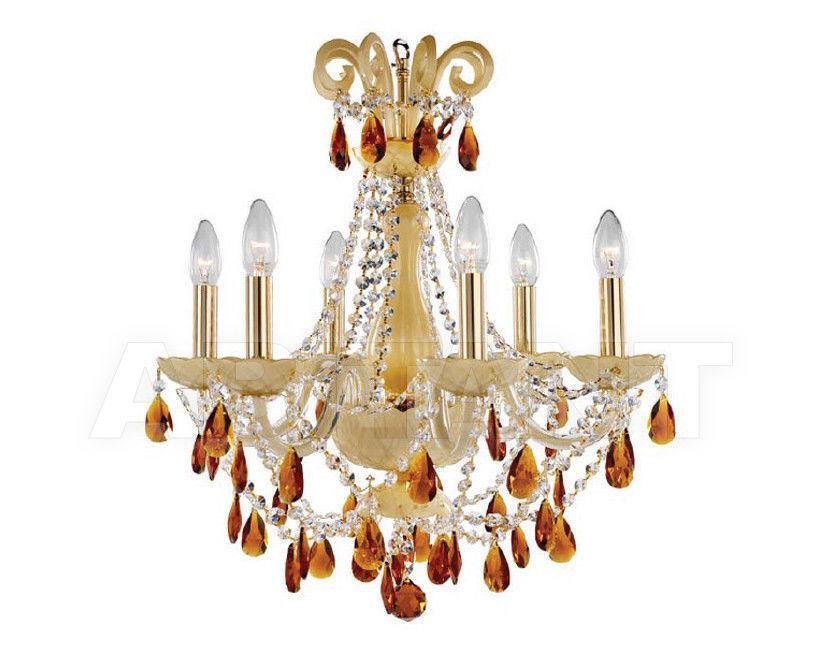 Купить Люстра VIRGINIA Iris Cristal Luxus 620188