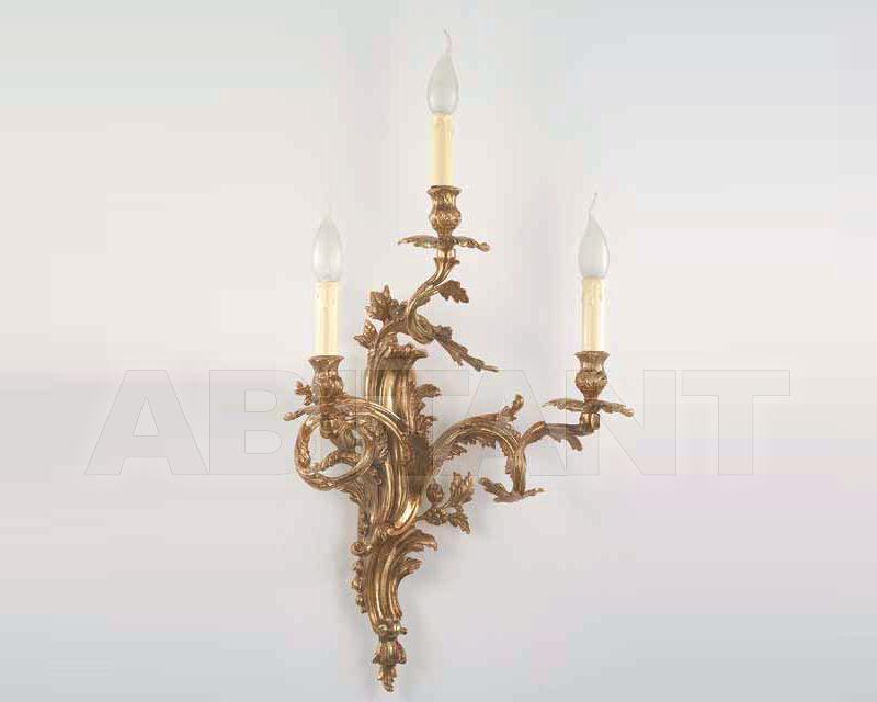 Купить Светильник настенный FOGLIONE Selezioni Domus s.r.l. Classic SL 1712
