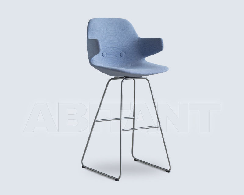Купить Барный стул Eyes Erik Jørgensen Møbelfabrik A/S CHAIRS EJ 2-B69