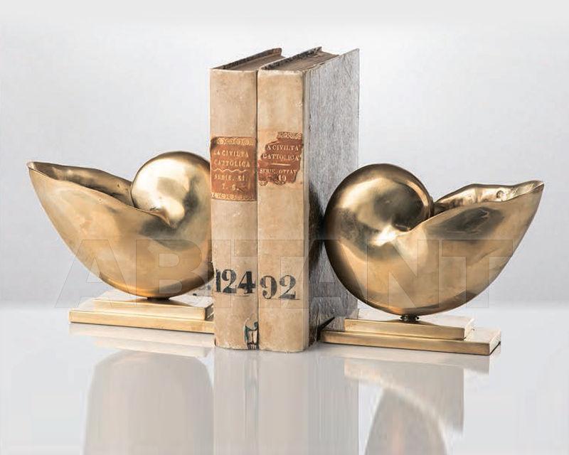 Купить Держатель для книг Selezioni Domus s.r.l. Contemporaneo FL 0133 Gold