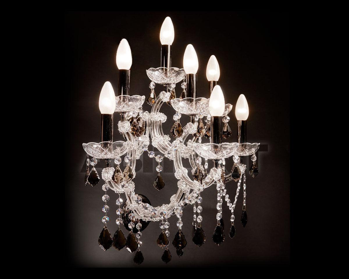 Купить Светильник настенный Maria Theresa Noir Aggiolight 2018 C17AL-0009-D02R00