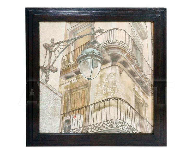 Купить Картина BALCONY ELK GROUP INTERNATIONAL GuildMaster 1617507