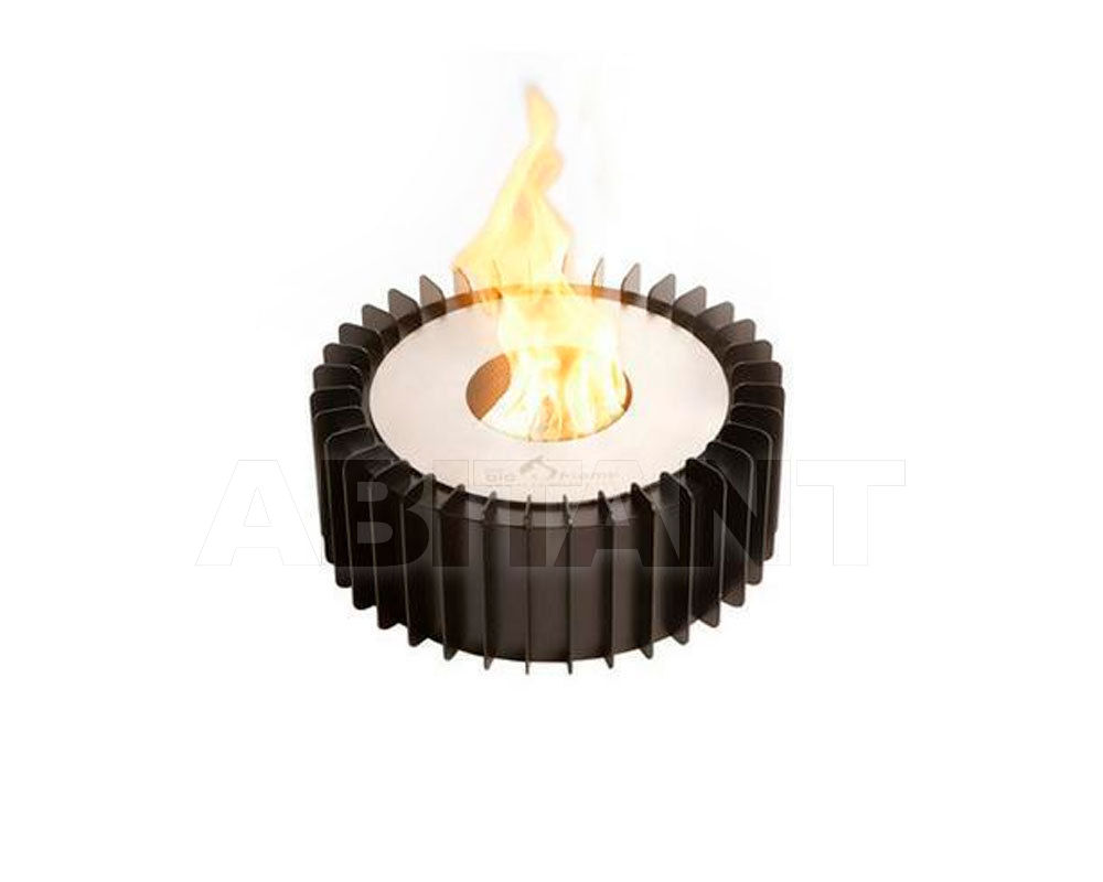"Купить Биокамин Bio Flame 2018 Grate Kit w/ 13"" Round Burner"