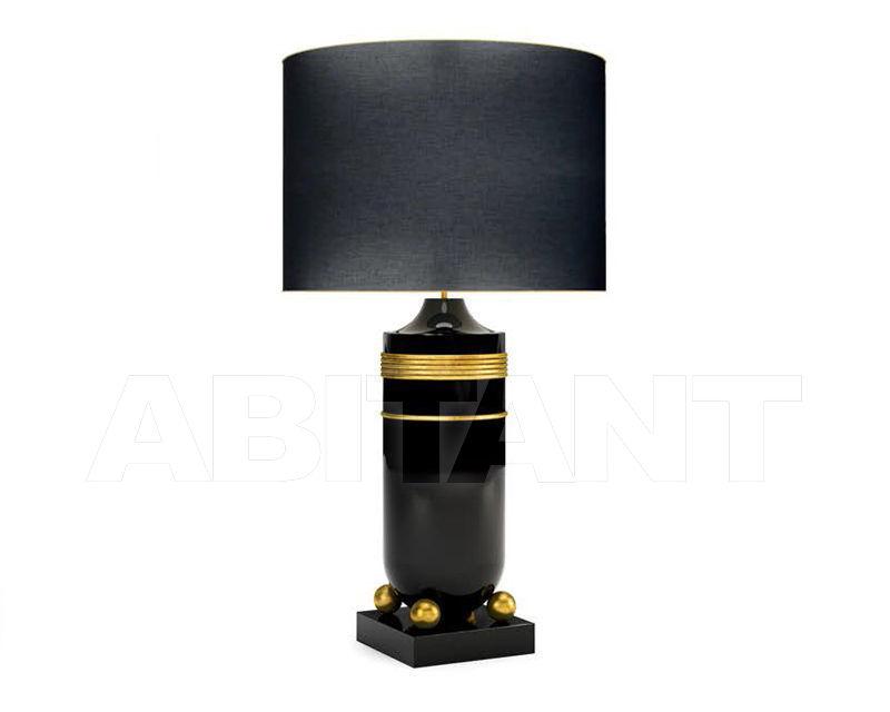 Купить Лампа настольная PARTEY Epoca Home  Interiors SL EBONY 1L-065 140-P