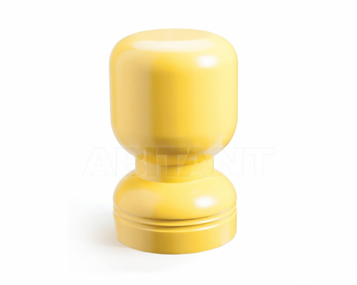 Купить Табурет Mambo Unlimited Ideas  2018 FOLK Yellow Sun