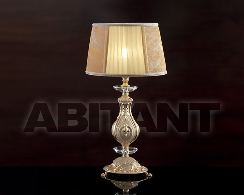 Купить Лампа настольная Ciciriello Lampadari s.r.l. Lux Nadine Lume piccolo
