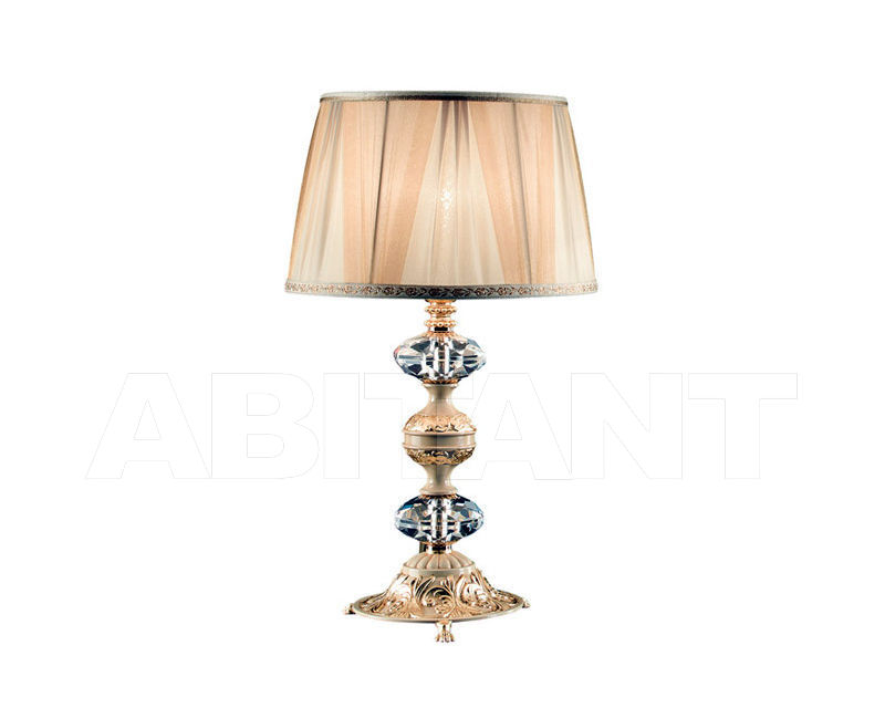 Купить Лампа настольная Ciciriello Lampadari s.r.l. Lux Claudia Lume piccolo