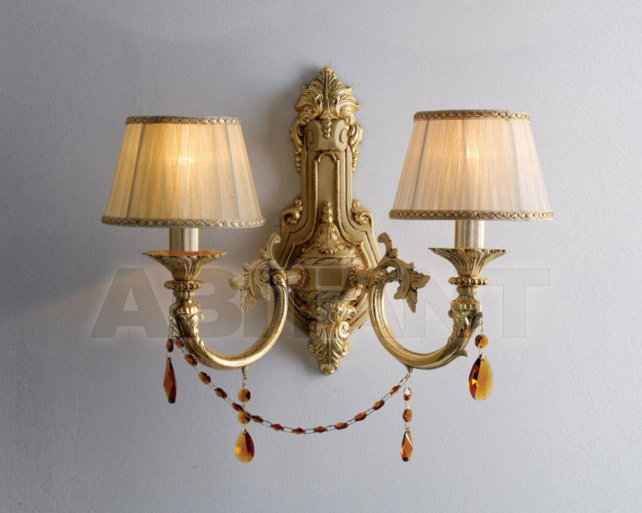 Купить Бра Ciciriello Lampadari s.r.l. Lux Petra Applique 2