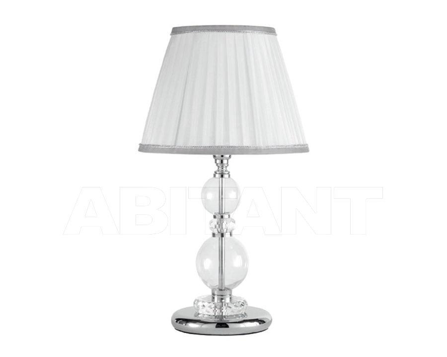 Купить Лампа настольная Ciciriello Lampadari s.r.l. Ondaluce LT.BACH/CR