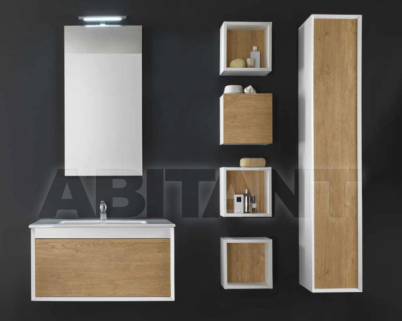 Купить Композиция Ciciriello Lampadari s.r.l. Bathrooms Collection LAGO80