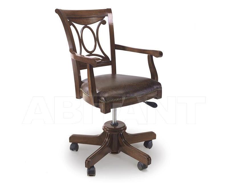 Купить Кресло для кабинета ATENA Seven Sedie Reproductions Office 0466A ZD P