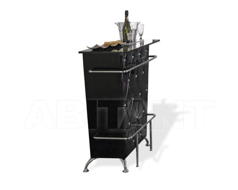 Купить Барная стойка DIVA BLACK F.lli Tomasucci  TAVOLI 1094