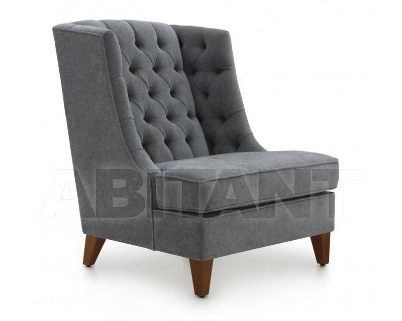Купить Кресло FORTUNA Seven Sedie Reproductions CONTEMPORARY 9850P C2 A
