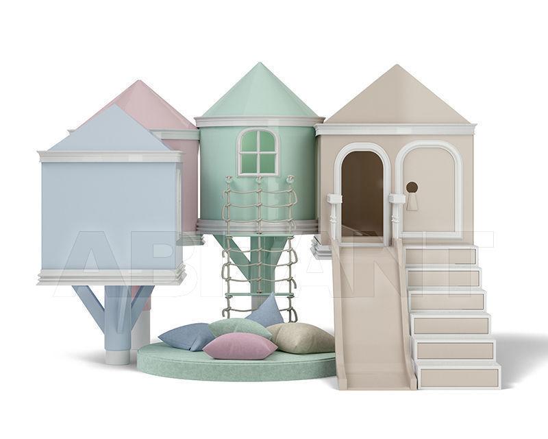 Купить Игровая площадка Private Label Fairytale CRAYON   Village