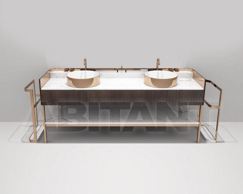 Купить Тумба под раковину Visionnaire 2019 KOBOL Double wash-basin console