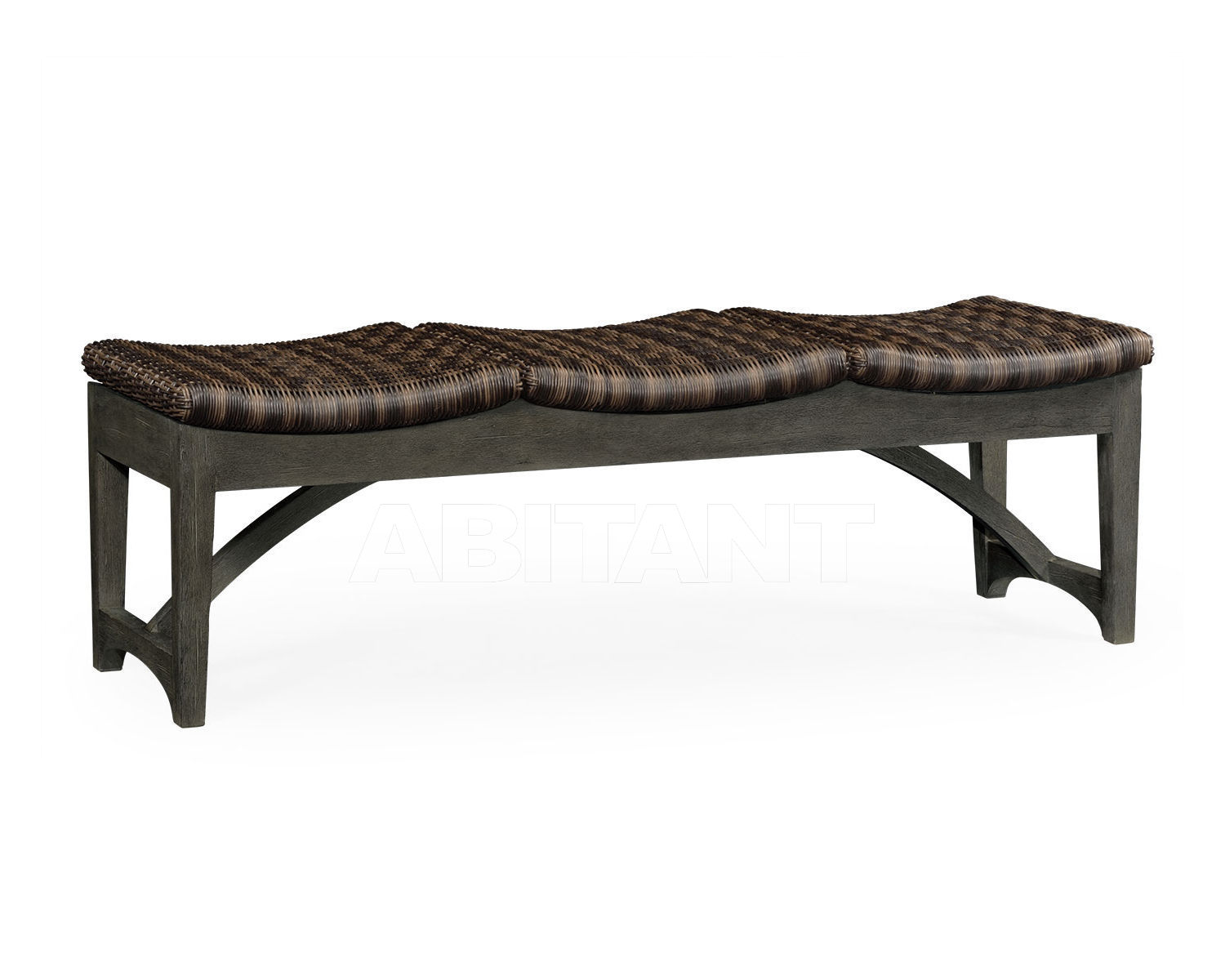 Купить Скамейка Jonathan Charles Fine Furniture JC Outdoor - Hampton Collection 550050-LGW