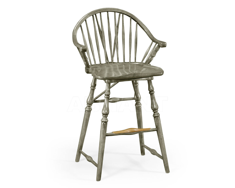 Купить Барный стул Jonathan Charles Fine Furniture Sherwood Oak 492567-BS-GYO
