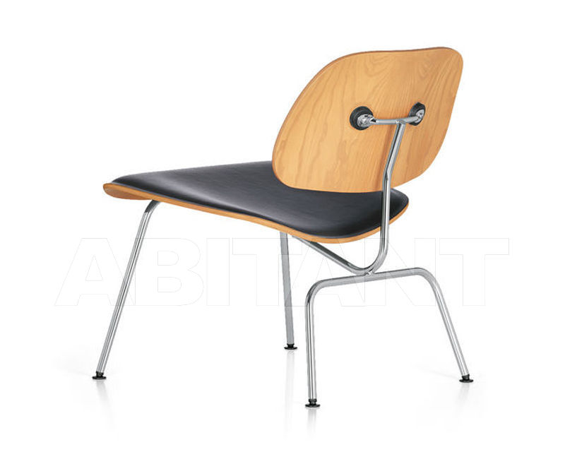 Купить Стул Plywood Group LCM Leather Vitra. 2019 210 550 00