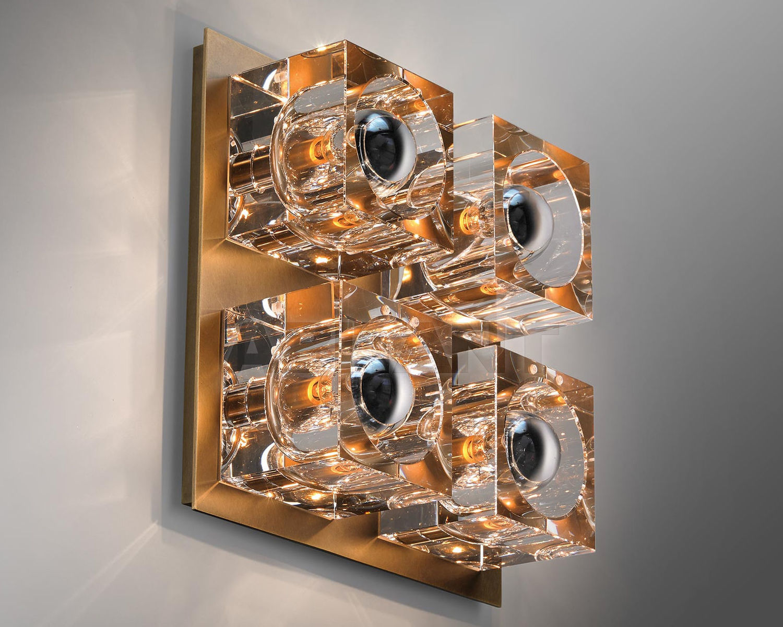 Купить Светильник настенный GLACON  Jonathan Browning Studios 2019 1823