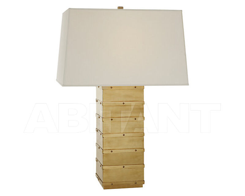 Купить Лампа настольная Bleeker Ralph Lauren   2018 RL3531NB-P