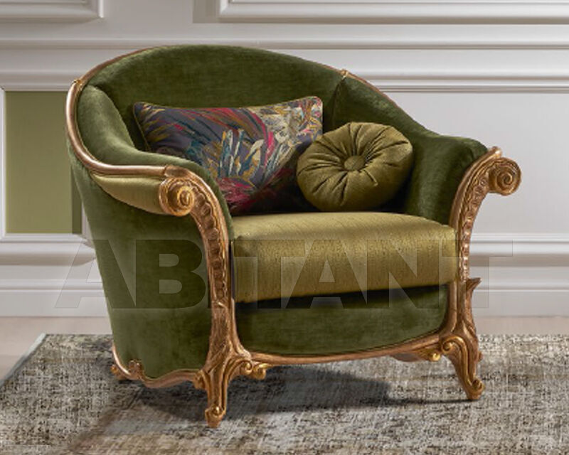 Купить Кресло Bedding 2020 MADRIGAL POLTRONA