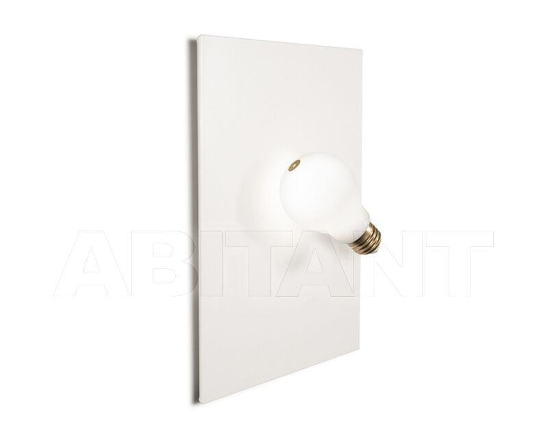 Купить Светильник настенный IDEA Slamp 2020 IDE98APP0000W_000