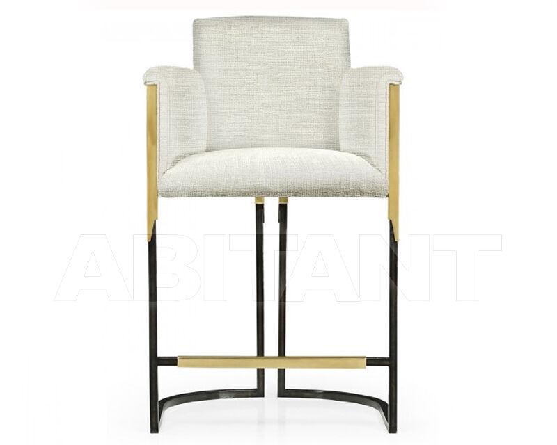 Купить Барный стул Jonathan Charles Fine Furniture JC MODERN - FUSION COLLECTION 500253-CS-LBE-F400