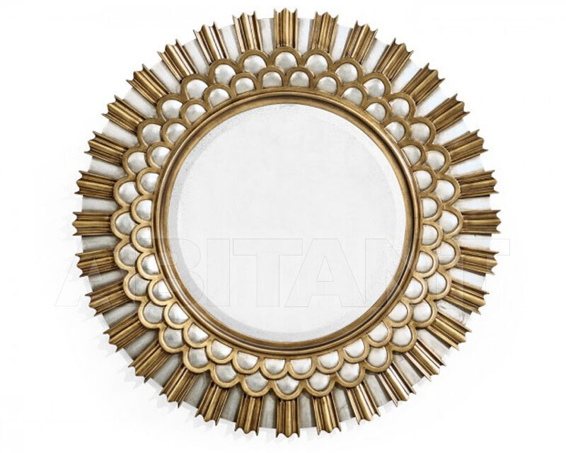 Купить Зеркало настенное Jonathan Charles Fine Furniture 2021 495984-36D-BGD